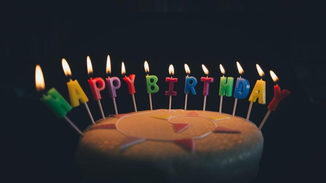 Tips om je verjaardag te vieren